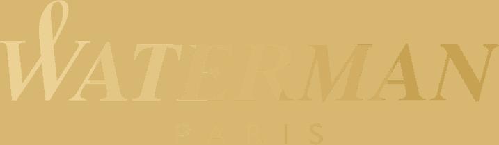 Waterman Logo - Hauff Schreibgeräte Großhandel